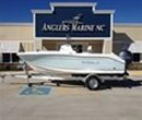 2017 Robalo R180 CC Ice Blue New Boat